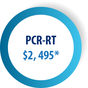 PCR-RT - $2,495