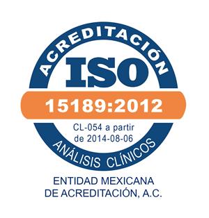 Primer laboratorio en México acreditado en ISO 15189:2012